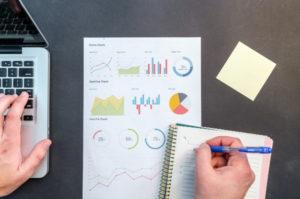 Bild Data Science hilft bei der Planung und Prognosen zu erstellen